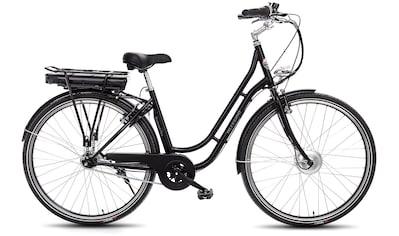 ALLEGRO E-Bike »Boulevard Plus 03 Black«, 7 Gang, Shimano, Nexus, Frontmotor 250 W kaufen