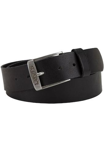 Levi's® Ledergürtel, NEW DUNCAN BELT kaufen