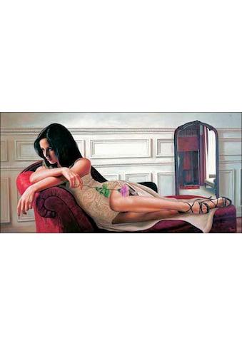 my home Bild mit Rahmen »Beauty in an interior«, (1 St.) kaufen