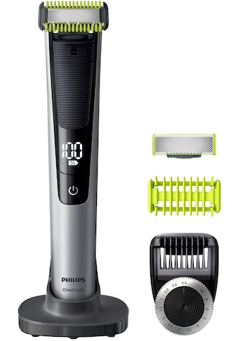 Philips, Elektrorasierer OneBlade Pro Face & Body QP6620/30, Anzahl Aufsätze: 3 kaufen