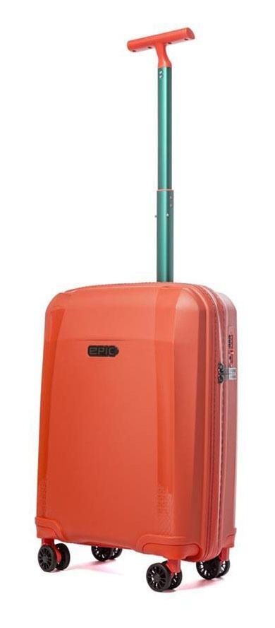 EPIC Hartschalen-Trolley Phantom™ SL, Orange.com, 55 cm, 4 Rollen   Taschen > Koffer & Trolleys > Trolleys   Orange   Epic