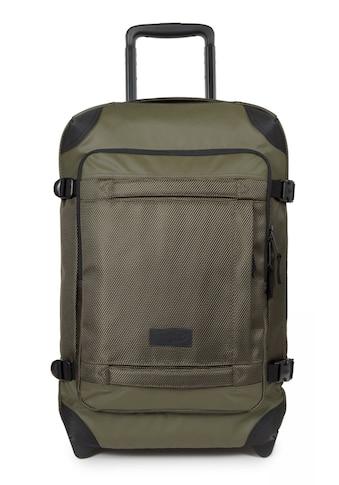 Eastpak Reisetasche »TRANVERZ S, Cnnct Khaki«, mit 2 Rollen, enthält recyceltes... kaufen
