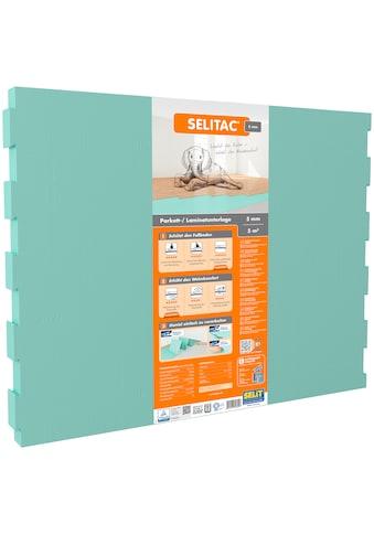 SELIT Trittschalldämmung »SELITAC«, für Parkett - /Laminatböden kaufen