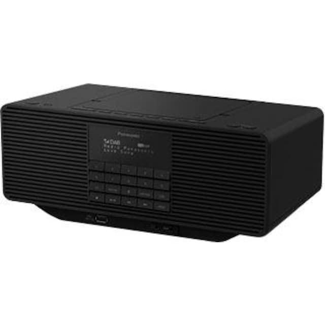 Panasonic »RX-D70BTEG-K« Radio (Digitalradio (DAB+),FM-Tuner)