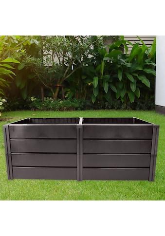 KHW Hochbeet »Demeter XL«, BxTxH: 158x82x61 cm, 672 Liter kaufen