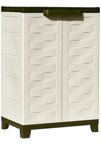 Kreher Mehrzweckschrank »Premium«, BxTxH: 65x45x97 cm, mit 2 verstellbaren Einlegeböden kaufen