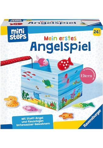 Ravensburger Spiel »ministeps® Mein erstes Angelspiel«, Made in Europe, FSC® - schützt Wald - weltweit kaufen