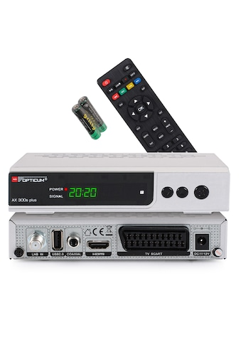 Opticum Red »AX 300 S Full HD« SAT - Receiver kaufen