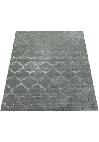Paco Home Teppich »Theresa 391«, rechteckig, 16 mm Höhe, Kurzflor mit 3D-Design,... kaufen