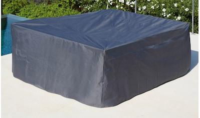 garten gut Gartenmöbel-Schutzhülle, für Eckloungeset, (L/B/H): ca. 200x251x85 cm kaufen