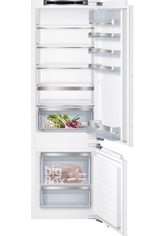 SIEMENS Einbaukühlgefrierkombination »KI87SADE0«, iQ500, KI87SADE0, 177,2 cm hoch, 55,8 cm breit kaufen