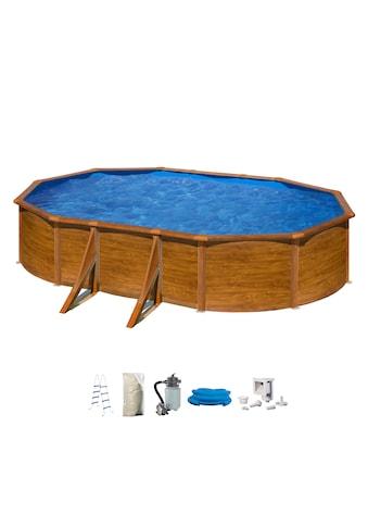 MyPool Ovalpool, (Set), 5-tlg., BxLxH: 300x500x132 cm kaufen