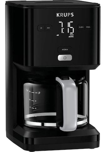 Krups Filterkaffeemaschine »Smart'n Light KM6008«, 24-Stunden-Timer; Automatische Abschaltung; Digital-Display kaufen