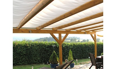 Sonnensegel , 310 x 350 cm mit 3 Feldern kaufen