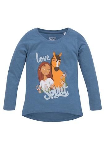 DREAMWORKS Spirit RIDING FREE Langarmshirt »LOVE SPIRIT« kaufen