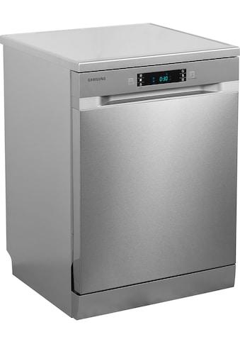 Samsung Standgeschirrspüler »DW60M6050FS/EC«, DW5500, DW60M6050FS, 14 Maßgedecke, Besteckschublade kaufen