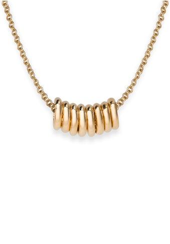 ROSEFIELD Kette mit Anhänger »Iggy Multi hoop necklace gold, JMHNG - J069« kaufen