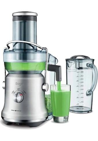 Sage Entsafter »the Nutri Juicer Cold XL, SJE830BSS2EEU1«, 220 W kaufen