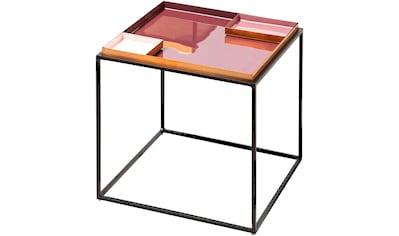 Kayoom Beistelltisch »Famosa«, quadratisch kaufen