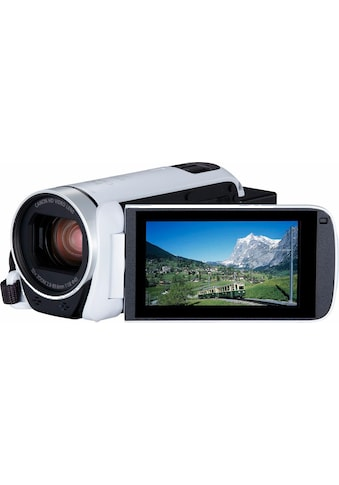 Canon Camcorder »HF-R806«, Full HD, 32x opt. Zoom, 57fach Advanced Zoom, Zoom-Assistent kaufen
