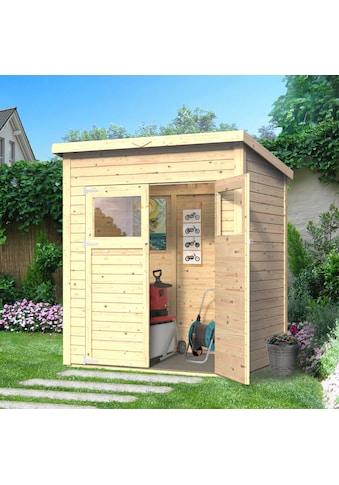KONIFERA Gartenhaus »Amrum 1« kaufen