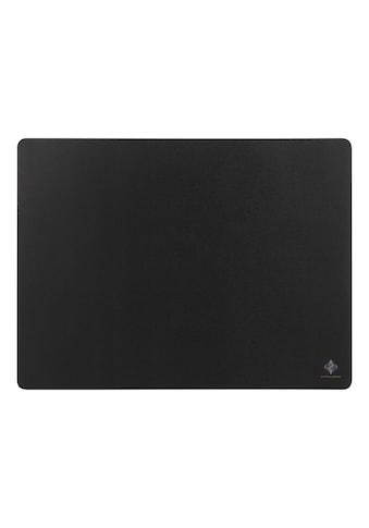 DELTACO 0,5 mm hoch schwarz »Ultradünnes Hardtop Gaming - Mauspad« kaufen