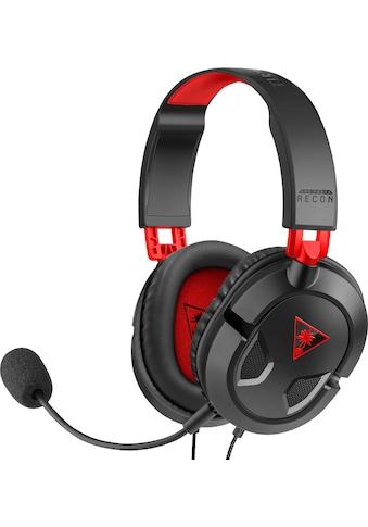 Turtle Beach Gaming-Headset »Recon 50«, Mikrofon abnehmbar kaufen