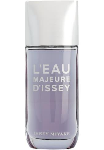"""Issey Miyake Eau de Toilette """"L'Eau Majeure D'Issey"""" kaufen"""