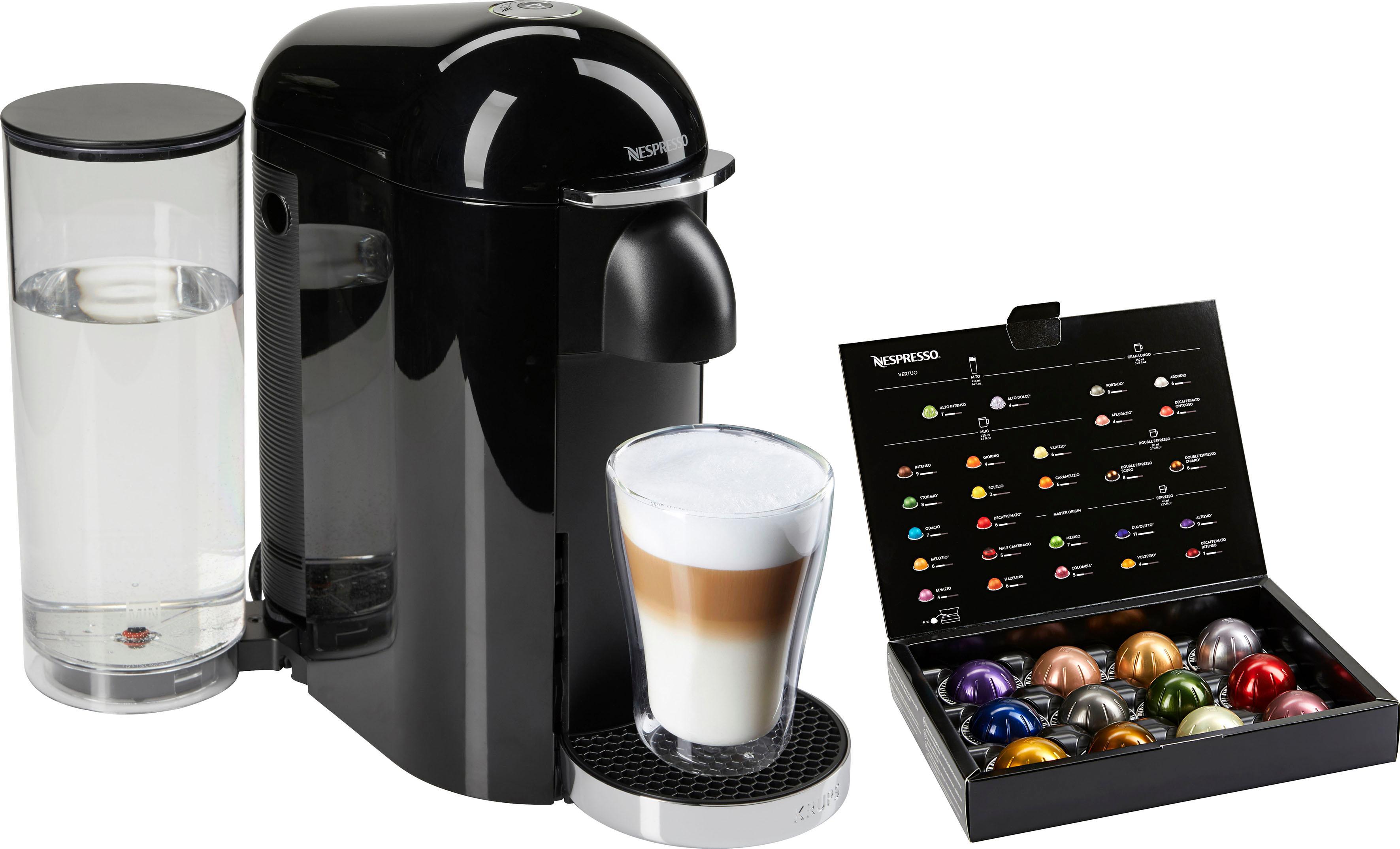 Nespresso Kapselmaschine XN9008 Vertuo Plus   Küche und Esszimmer > Kaffee und Tee > Espressomaschinen   Nespresso