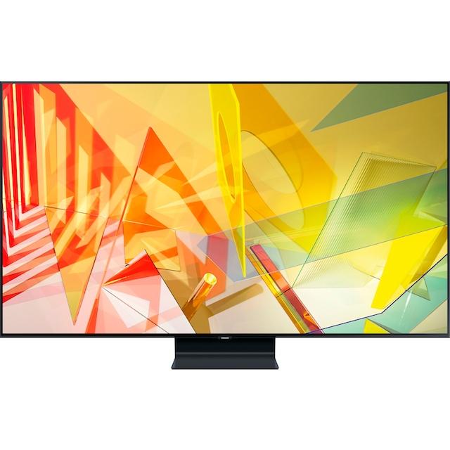 Samsung GQ65Q90T QLED-Fernseher (163 cm / (65 Zoll), 4K Ultra HD, Smart-TV