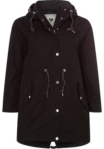 Ragwear Plus Funktionsjacke »CANNY PLUS«, wind und wetterfester Parka kaufen