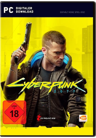 CD PROJEKT RED® Spiel »Cyberpunk 2077 - Day 1 Edition«, PC kaufen