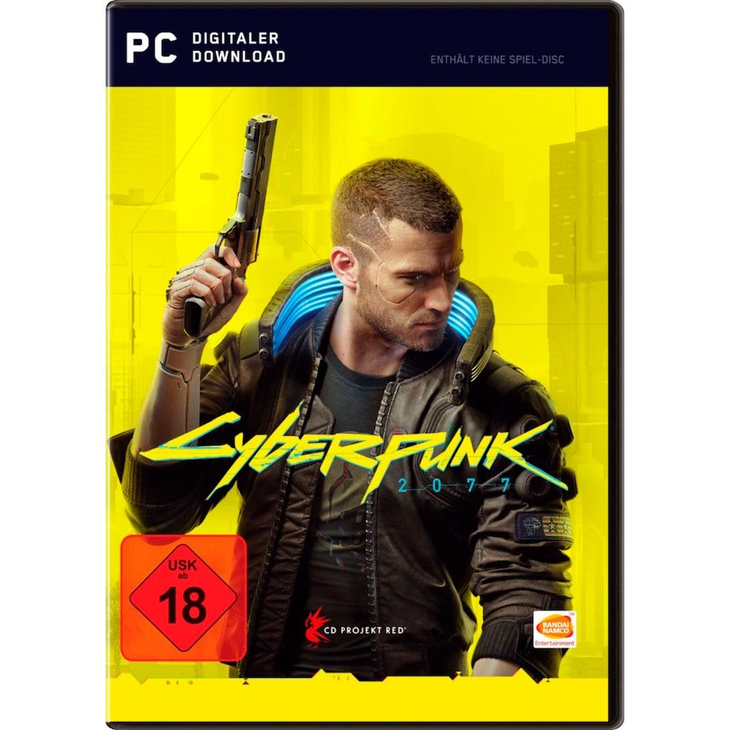 CD PROJEKT RED® Spiel »Cyberpunk 2077 - Day 1 Edition«, PC