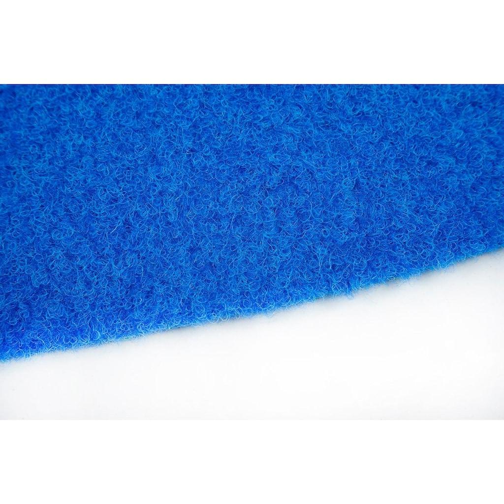 Living Line Kunstrasen »Premium«, rund, 10 mm Höhe, Rasenteppich, mit Noppen, strapazierfähig, witterungsbeständig, In- und Outdoor geeignet