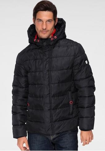 ALPENBLITZ Steppjacke »Banff«, mit Markenbadge am Ärmel kaufen