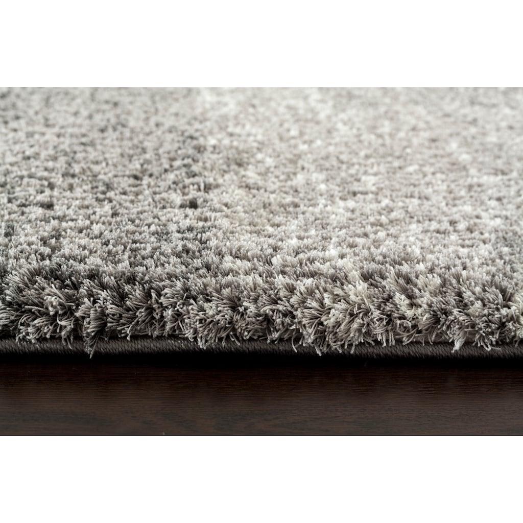 Festival Hochflor-Teppich »Delgardo K11511«, rechteckig, 30 mm Höhe, Besonders weich durch Microfaser