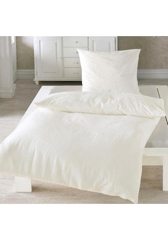 BIERBAUM Bettwäsche »Chic Uni«, in schönen Unitönen kaufen