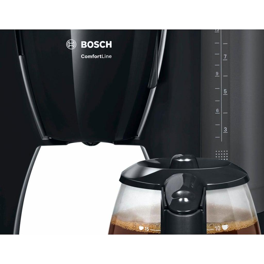 BOSCH Filterkaffeemaschine »ComfortLine TKA6A043«, Papierfilter, 1x4
