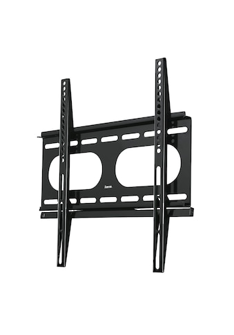 Hama TV Wandhalter, flach, bis 140cm (55 Zoll), 127cm (50 Zoll) »124cm (49 Zoll), FIX Ultraslim« kaufen
