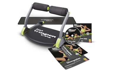 Wonder Core Smart®  Ganzkörpertrainer »Wonder Core Smart«, (Set, mit Trainings-DVD-mit Trainings- und Ernährungsplan-inkl. Unterlegmatte) kaufen