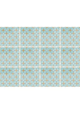 queence Fliesenaufkleber »Symmetrie« kaufen