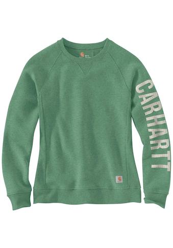 Carhartt Sweatshirt, BOREAL HEATHER kaufen