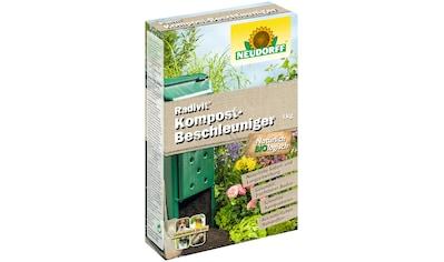 NEUDORFF Kompostbeschleuniger »Radivit«, 1 kg kaufen