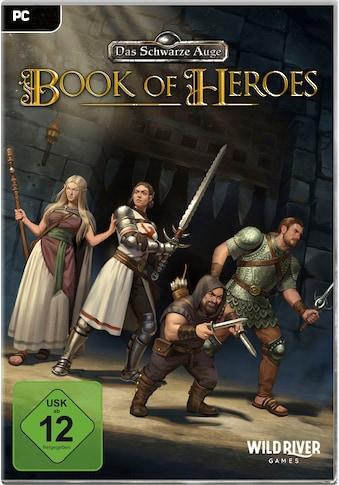 Das schwarze Auge  -  Book of Heroes Collectors Edition PC kaufen
