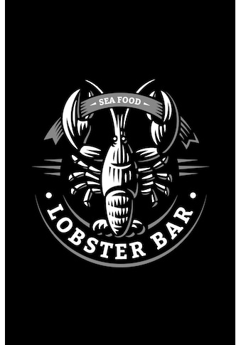 queence Wanddekoobjekt »LOBSTER BAR« kaufen