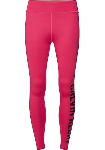 Calvin Klein Performance Leggings »FULL LENGTH TIGHT« kaufen