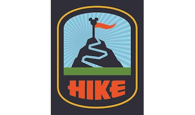 KOMAR XXL Poster »Mickey Mouse Hike« kaufen