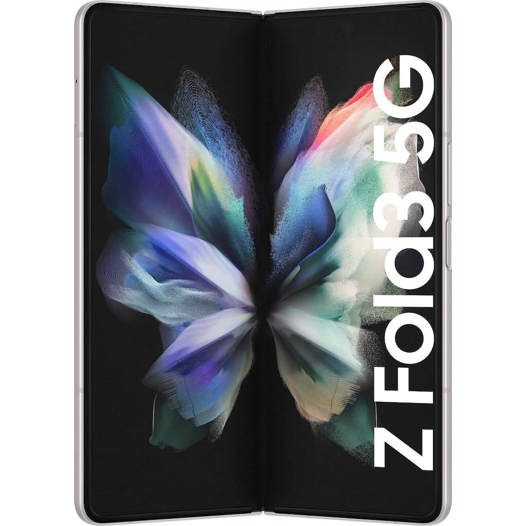 "Samsung Smartphone »Galaxy Z Fold 3, 5G 512GB«, (19,19 cm/7,6 "", 512 GB Speicherplatz, 12 MP Kamera)"