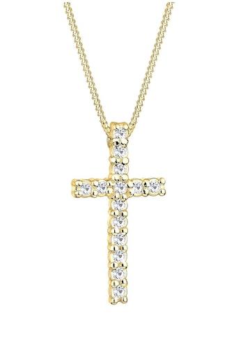 Elli Kreuzkette »0111751411« kaufen