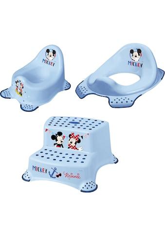 """keeeper Töpfchen """"Mickey Mouse"""" (3 - tlg.) kaufen"""